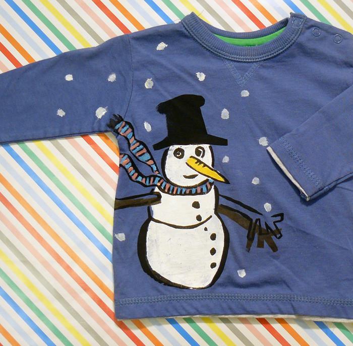 sneeuwpop dblauw voor